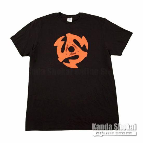 Gretsch 45 RPM T-shirt, Black, Extra Largeの商品画像1