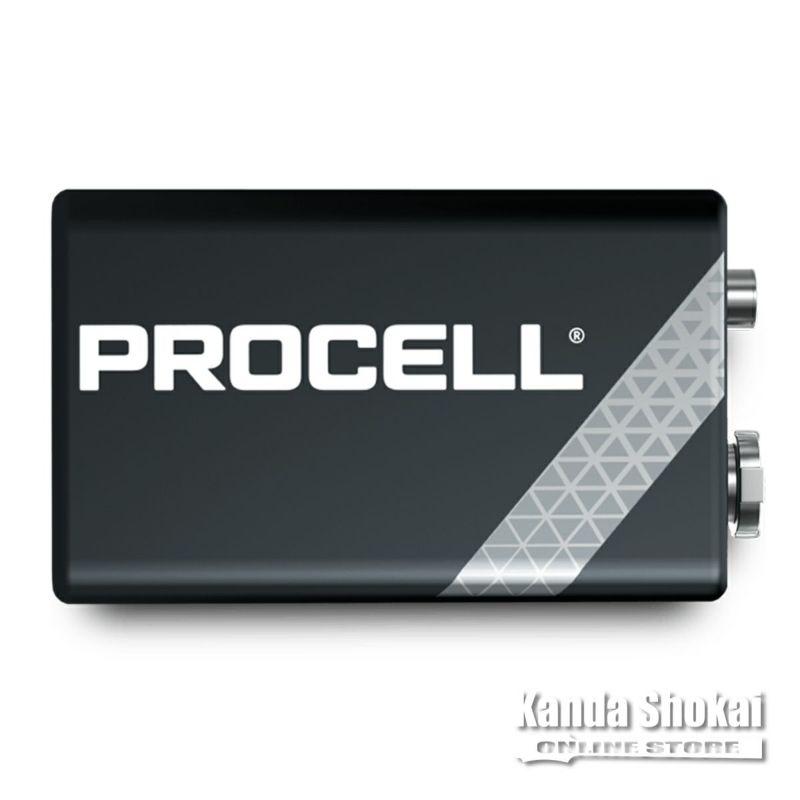 DURACELL PROCELL アルカリ乾電池 9Vの商品画像1