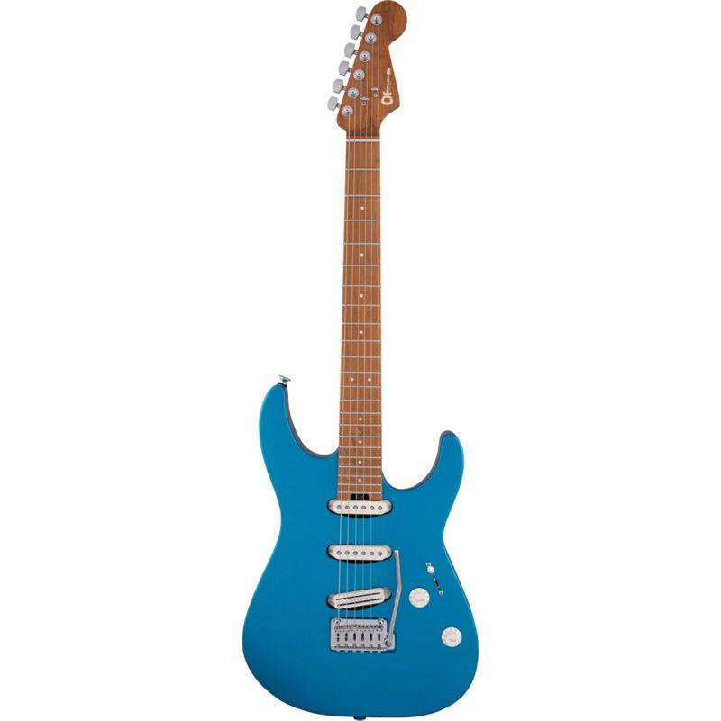 [サブスク] Charvel Pro-Mod Dinky DK22 SSS 2PT CM, Electric Blueの商品画像1