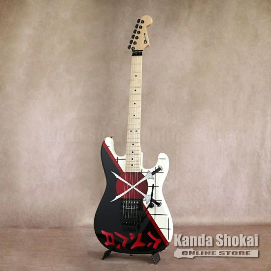 Charvel USA Warren Demartini Signature San Dimas, Maple Neck, Cross Swords[S/N: 12526]の商品画像1