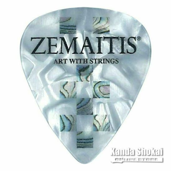 Zemaitis Pick ZP05 TD/M, Pack of 20の商品画像1