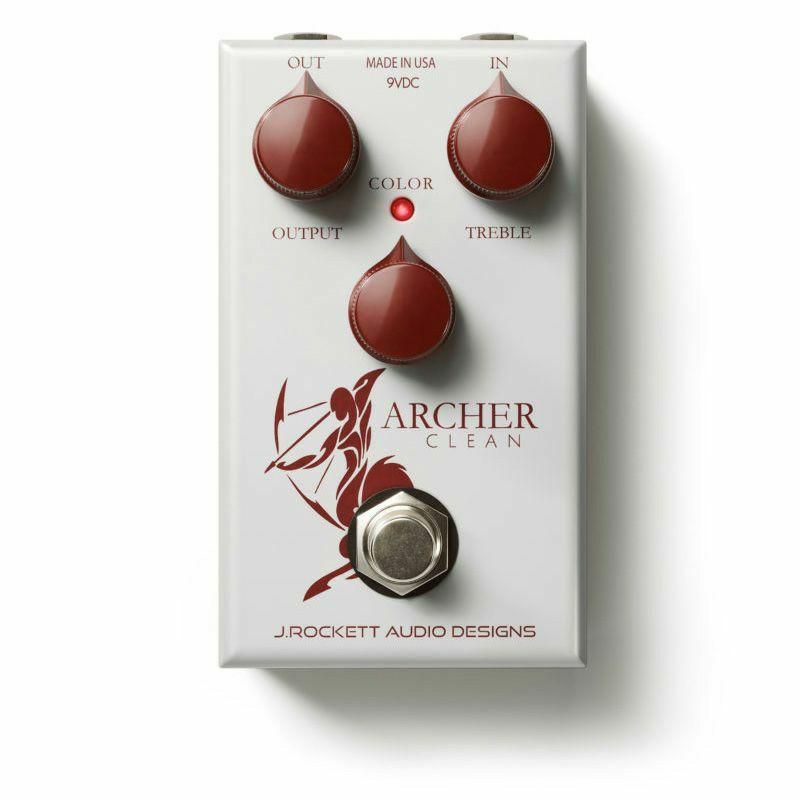 [サブスク] J. Rockett Audio Designs Archer Cleanの商品画像1