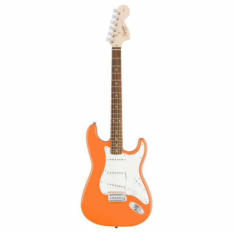 [サブスク] Squier Affinity Series Stratocaster, Competition Orangeの商品画像1