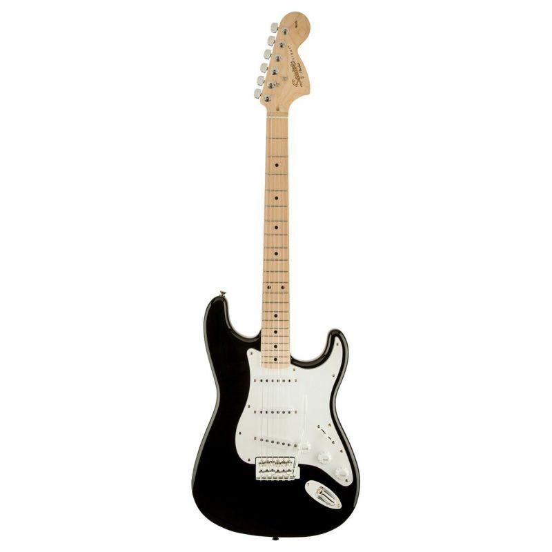 [サブスク] Squier Affinity Series Stratocaster, Blackの商品画像1