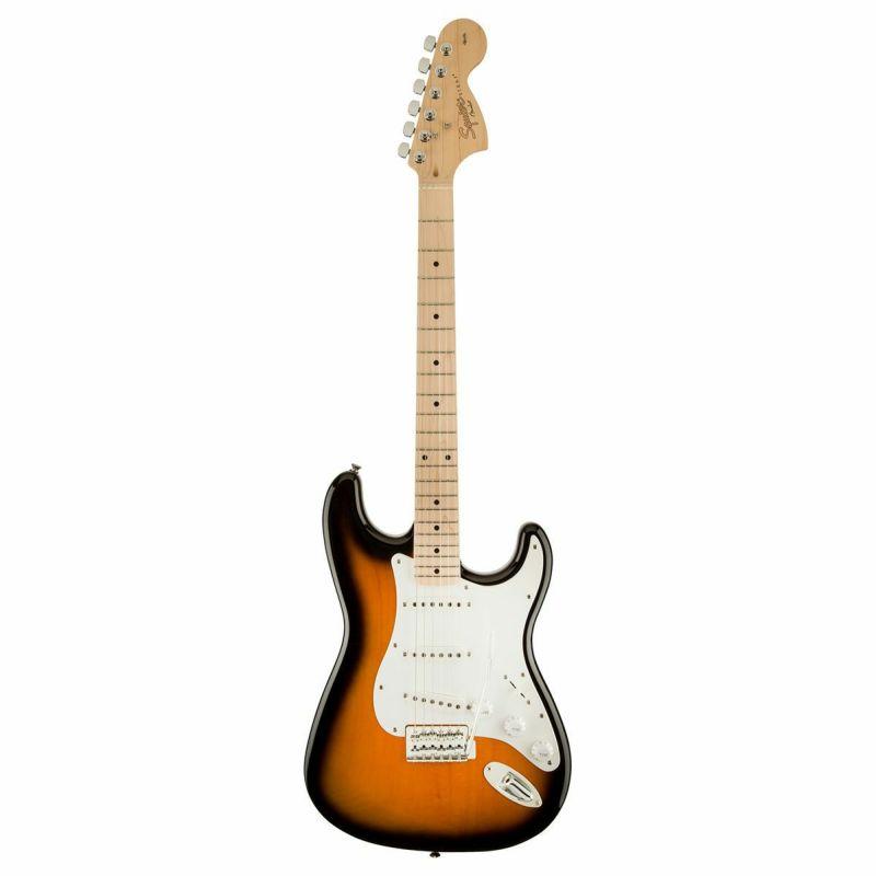 [サブスク] Squier Affinity Series Stratocaster, 2-Color Sunburstの商品画像1