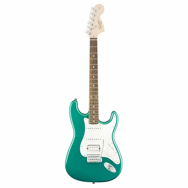 [サブスク] Squier Affinity Series Stratocaster HSS, Race Greenの商品画像1